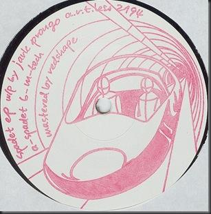 Jark Prongo - Spadet EP