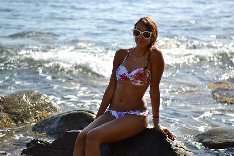 Cia Maritima Bikini, Cia Maritima, Cia Maritima Beachwear, Zara sunglasses,