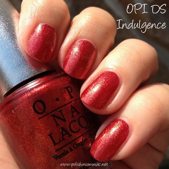 OPI DS Indulgence