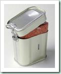 corned beef blank tin
