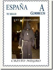 Muñidor Cristo Negro