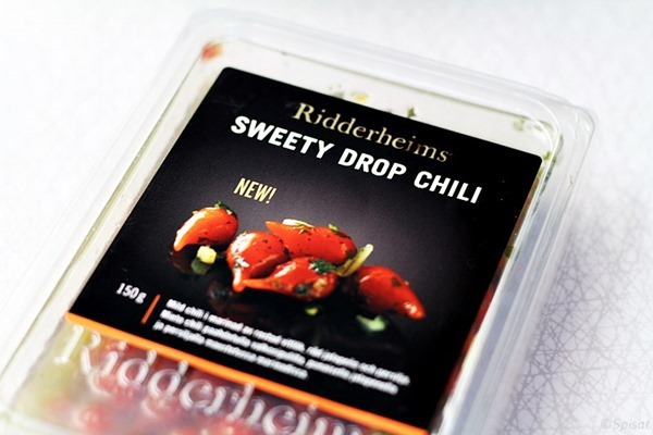 Sweety drop chili - Ridderheims
