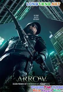 Mũi TênXanh :Phần 5 - Arrow Season 5