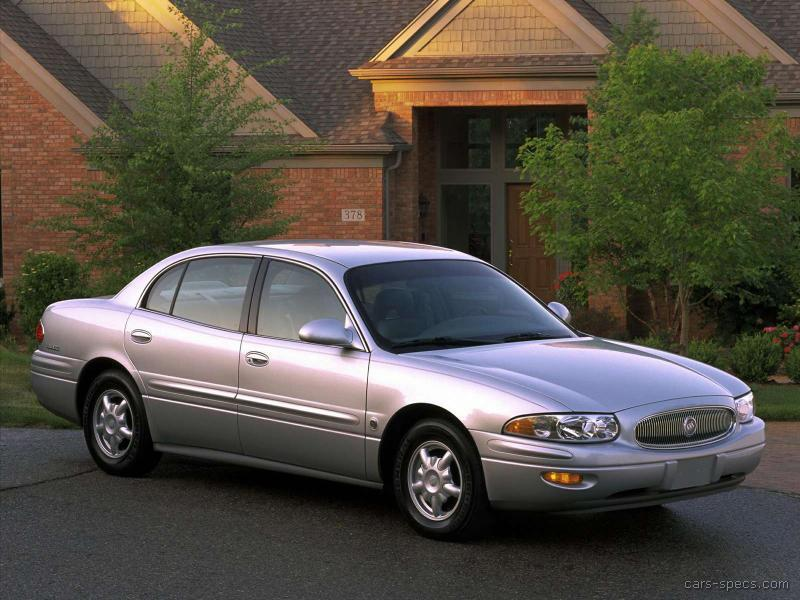 2004 buick lesabre sedan specifications pictures prices. Black Bedroom Furniture Sets. Home Design Ideas