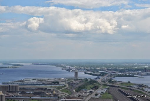 Twin Ports -- Duluth, MN and Superior, WI