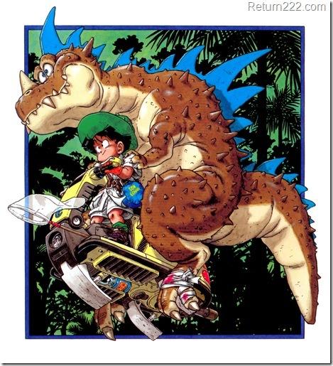 dragonballkai-gohan-artbook-toriyama-dbz-18