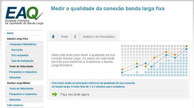 TESTE CONFIÁVEL DE VELOCIDADE DA INTERNET  - BRASIL BANDA LARGA - RECOMENDADO PARA FAZER O TESTE EM SEU VELOX