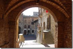 Oporrak 2008 - San Gimignano , 20 de Julio  017