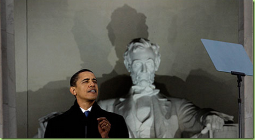 barack obama lincoln memorial.totus png