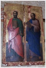 Иконы. Никольский собор. Можайск.