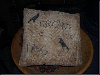 1706 crows
