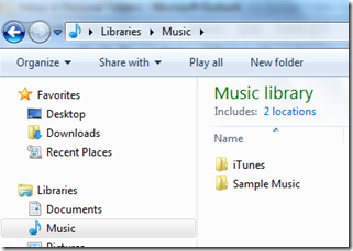 How is Libraries Different From Normal Folders In Windows1