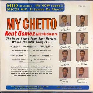 1002 Kent Gomez  his orchestra  2