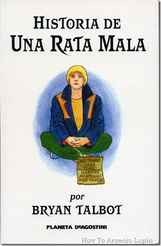 2012-04-09 - Historia de una rata mala de Bryan Talbot