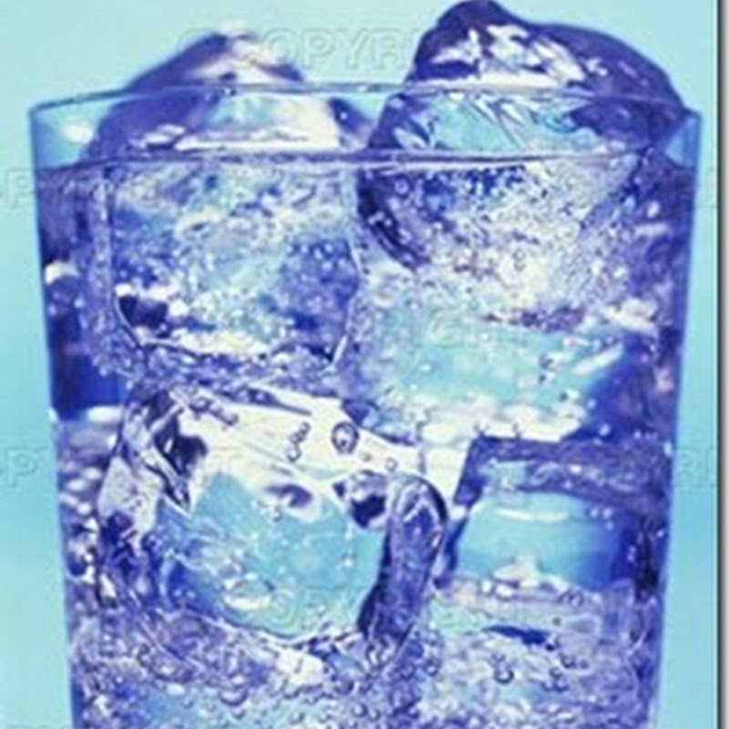 Benarkah Air Es Membuat Perut Menjadi Buncit