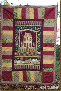Quilt097-welcome quilt