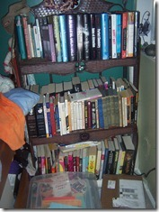 Bookshelf Tour 001