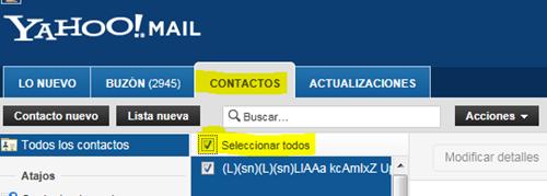 De Yahoo y Hotmail a Gmail