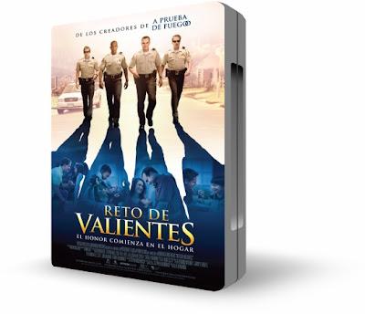 RETO DE VALIENTES (Courageous) [ Video DVD ] – El honor comienza en casa. El reto de ser padres de familia que impactan la vida de sus hijos