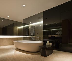 baño-de-lujo-diseño-bañera-resina-blanca