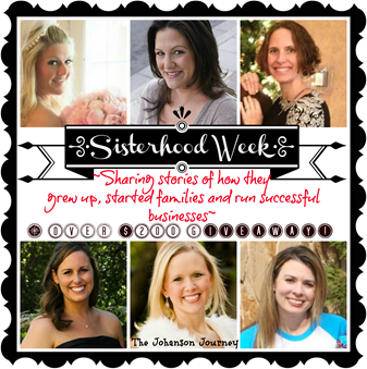 Johanson Journey Sisterhood Week
