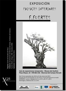 Cartel Exposición_Francisco Fuertes