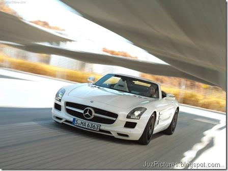 Mercedes-Benz SLS AMG Roadster4