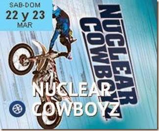 nuclear cowboyz en Mexico