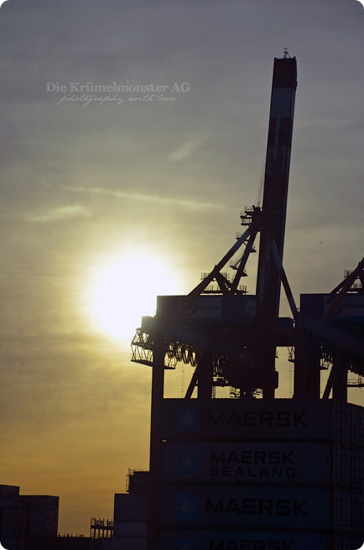 Nordseeliebe - Hafenrundfahrt Bremerhaven
