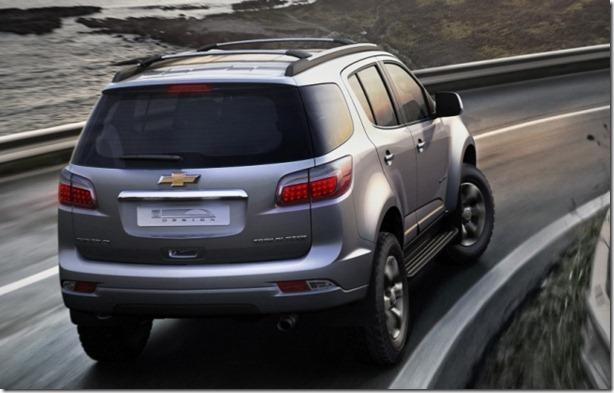 Chevrolet TrailBlazer 2013 (7)