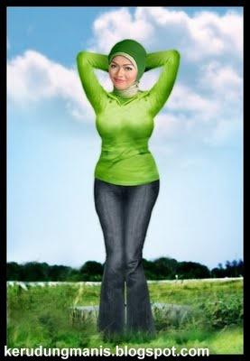 perempuan gadis akhwat hijab abaya muslimah muslim kerudung jilbab ...