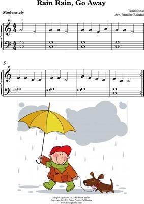 2012_RAIN_RAIN_LETTERS - Full Score
