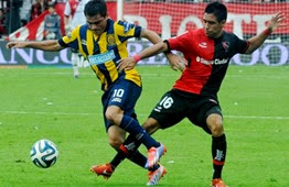 ROSARIO vs NEWELL'S EN VIVO