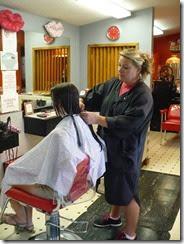 Ansley hair cut