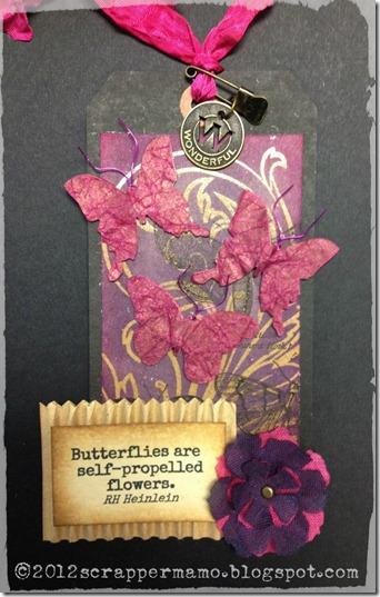 butterflies 5 w border