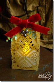 Mica Lantern by anaRy light