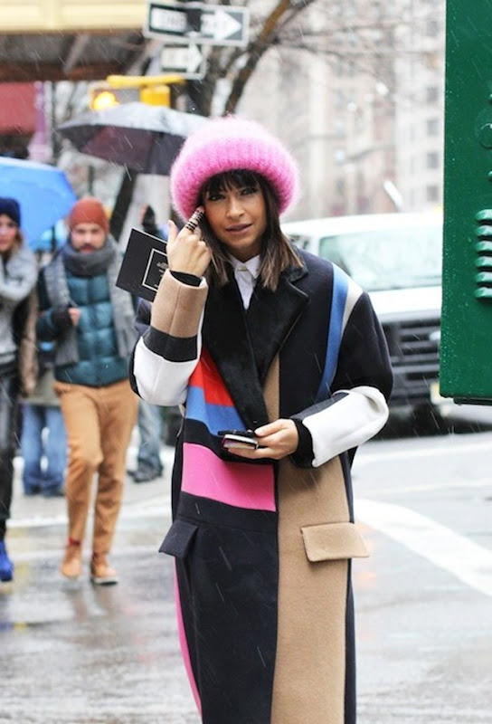 New_York_Fashion_Week-Miroslava_Duma-Jason_Wu-Celine_Coat-Staccori_Beanie-1