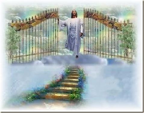 paraiso cielo dios ateismo jesus biblia