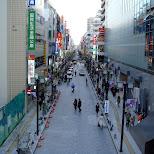mitaka shopping street in Mitaka, Tokyo, Japan