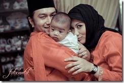 Aqasha Lee Pun Bertekak Soal Nikah Ashraf Muslim-1