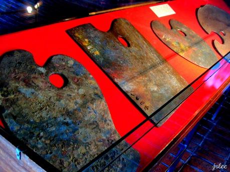artifacts from juan luna shrine