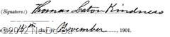 1901_Kindness-Layton_signiture