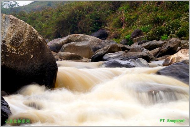 Ta Van waterfall