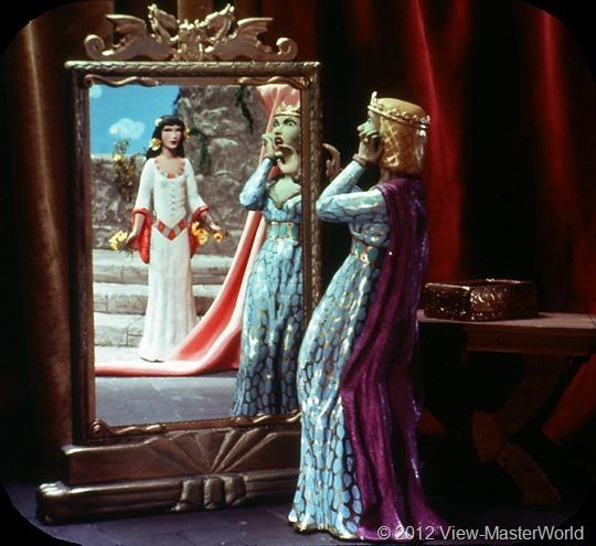 View-Master Snow White and the Seven Dwarfs (B300), Scene 5