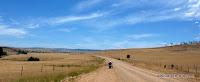 Auf dem Weg zum Mount Kosciuszko
