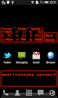 Screenshot of 8bit Command Window