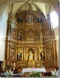 Dicastillo - Retablo de la iglesia