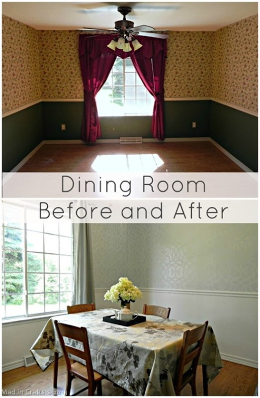 stenciled dining room before and after_thumb[5]