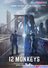 12 Con Khỉ :Phần 2