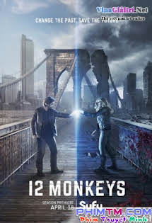 12 Con Khỉ :Phần 2 - 12 Monkeys Season 2